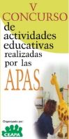 V concurso de actividades educativas realizadas por las APAS