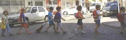Transporte Escolar: Mercancía Frágil