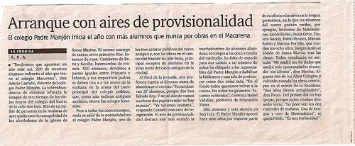 Diario de Sevilla 18-9-07