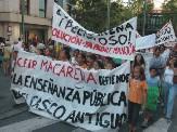 Crónica de la Manifestación del Jueves (por P.V.)